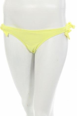 Дамски бански Jack Wills, Размер S, Цвят Жълт, 90% полиестер, 10% еластан, Цена 11,88лв.