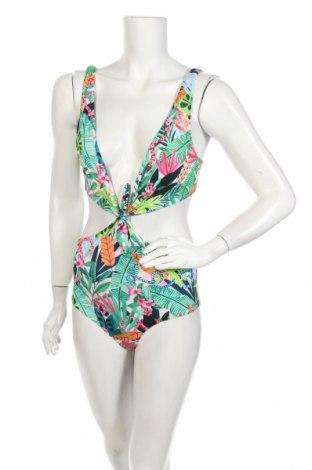 Costum de baie de damă Oysho, Mărime M, Culoare Multicolor, 80% poliamidă, 20% elastan, Preț 71,38 Lei