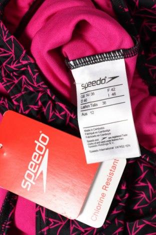 Дамски бански Speedo, Размер L, Цвят Розов, 80% полиамид, 20% еластан, Цена 26,22лв.