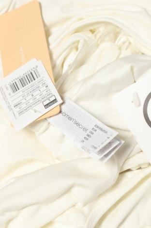 Дамски бански Women'secret, Размер XL, Цвят Бял, 87% полиамид, 13% еластан, Цена 26,22лв.