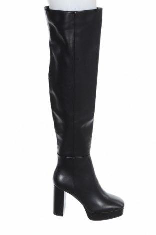 Дамски ботуши Raid, Размер 40, Цвят Черен, Еко кожа, Цена 59,95лв.