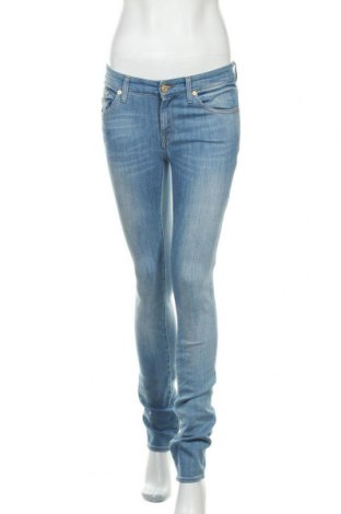 Γυναικείο Τζίν 7 For All Mankind, Μέγεθος S, Χρώμα Μπλέ, 98% βαμβάκι, 2% ελαστάνη, Τιμή 26,94€