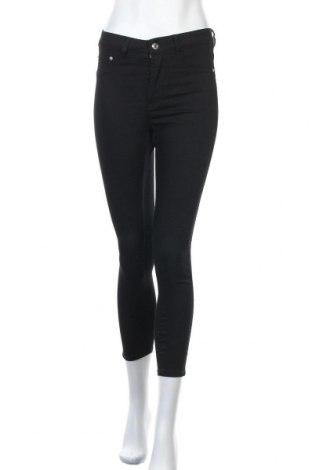 Дамски дънки Bik Bok, Размер S, Цвят Черен, 63% памук, 34% полиестер, 3% еластан, Цена 24,10лв.