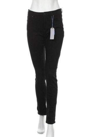 Дамски дънки Esprit, Размер M, Цвят Черен, 98% памук, 2% еластан, Цена 36,75лв.