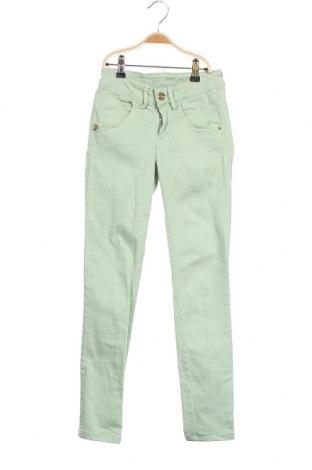 Дамски дънки Fornarina, Размер XS, Цвят Зелен, 91% памук, 9% полиестер, Цена 40,60лв.
