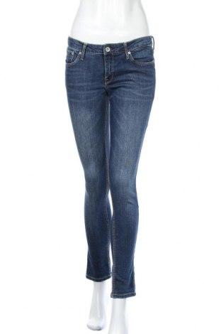 Дамски дънки H&M, Размер M, Цвят Син, Цена 27,30лв.
