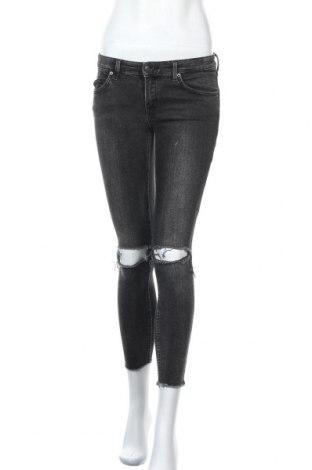 Γυναικείο Τζίν H&M Divided, Μέγεθος S, Χρώμα Γκρί, Τιμή 14,03€