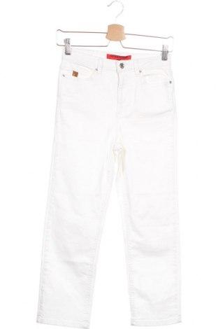 Дамски дънки Jennyfer, Размер XXS, Цвят Бял, 98% памук, 2% еластан, Цена 5,51лв.