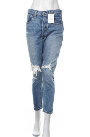 Γυναικείο Τζίν Levi's, Μέγεθος M, Χρώμα Μπλέ, Βαμβάκι, Τιμή 65,33€