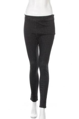 Дамски дънки Massimo Dutti, Размер M, Цвят Черен, Цена 31,50лв.