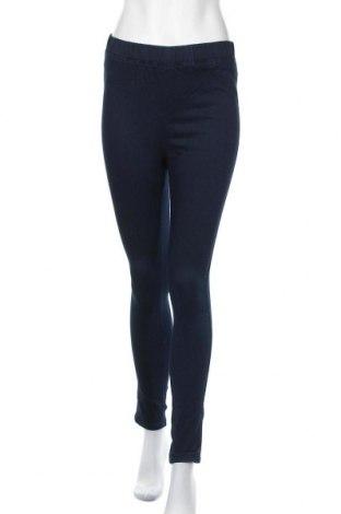 Дамски дънки Miso, Размер M, Цвят Син, 65% памук, 32% полиестер, 3% еластан, Цена 23,40лв.