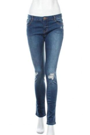 Дамски дънки Morgan De Toi, Размер M, Цвят Син, 99% памук, 1% еластан, Цена 31,92лв.