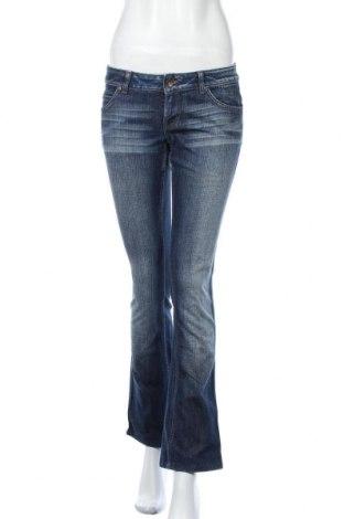 Дамски дънки Only Jeans, Размер M, Цвят Син, Цена 5,78лв.