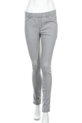 Дамски дънки Woman By Tchibo, Размер S, Цвят Сив, 81% памук, 17% полиестер, 2% еластан, Цена 7,09лв.