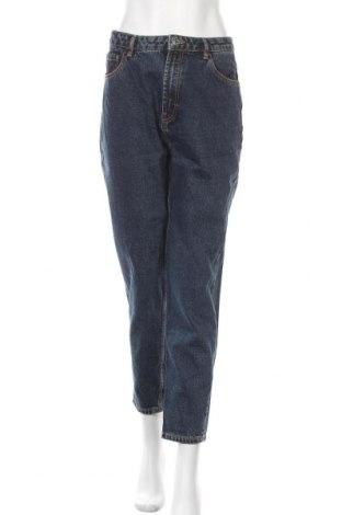Γυναικείο Τζίν Zara Trafaluc, Μέγεθος L, Χρώμα Μπλέ, 100% βαμβάκι, Τιμή 15,77€