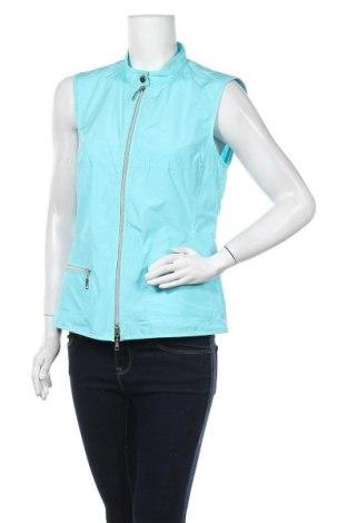 Γυναικείο γιλέκο Basler, Μέγεθος M, Χρώμα Μπλέ, Πολυεστέρας, Τιμή 26,37€