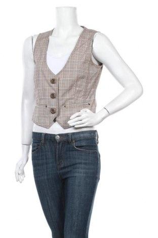 Дамски елек Esprit, Размер M, Цвят Бежов, 98% памук, 2% еластан, Цена 11,97лв.