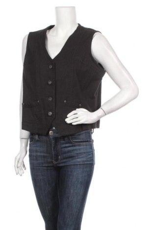 Γυναικείο γιλέκο Michele Boyard, Μέγεθος XL, Χρώμα Μαύρο, 98% βαμβάκι, 2% ελαστάνη, Τιμή 5,46€