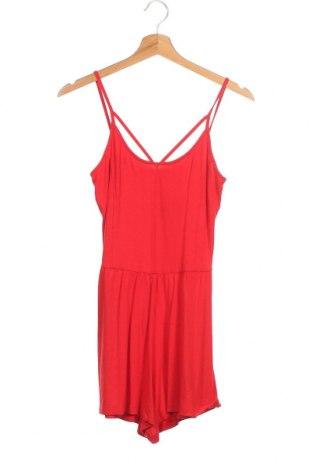 Γυναικεία σαλοπέτα About You, Μέγεθος XS, Χρώμα Κόκκινο, 95% βισκόζη, 5% ελαστάνη, Τιμή 13,58€