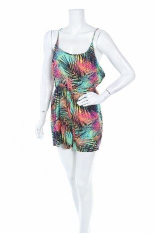 Дамски гащеризон Girl Xpress, Размер XL, Цвят Многоцветен, Вискоза, Цена 11,81лв.