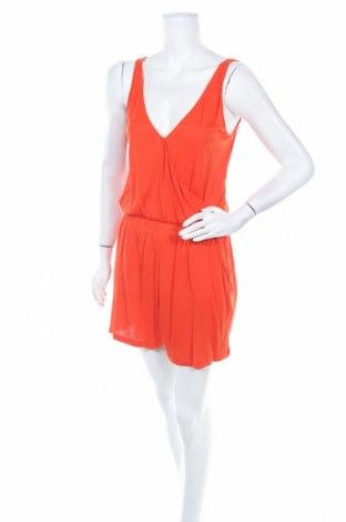 Дамски гащеризон H&M, Размер S, Цвят Оранжев, Вискоза, Цена 7,09лв.