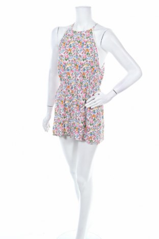 Дамски гащеризон H&M Divided, Размер L, Цвят Многоцветен, Вискоза, Цена 12,29лв.