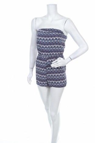 Дамски гащеризон H&M Divided, Размер XS, Цвят Многоцветен, 100% вискоза, Цена 11,55лв.