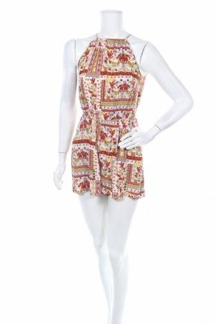 Дамски гащеризон H&M by Coachella, Размер M, Цвят Многоцветен, 100% вискоза, Цена 15,12лв.
