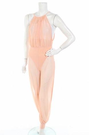 Дамски гащеризон Monaco, Размер S, Цвят Розов, 95% полиестер, 5% еластан, Цена 7,35лв.