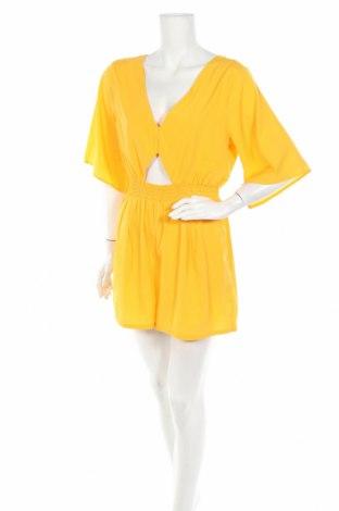 Γυναικεία σαλοπέτα Na-Kd, Μέγεθος M, Χρώμα Κίτρινο, Πολυεστέρας, Τιμή 10,91€