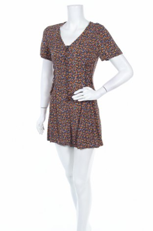 Дамски гащеризон New Look, Размер M, Цвят Многоцветен, Вискоза, Цена 6,83лв.