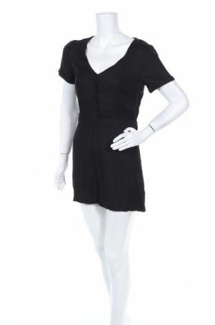 Γυναικεία σαλοπέτα Pimkie, Μέγεθος S, Χρώμα Μαύρο, Βισκόζη, Τιμή 19,74€