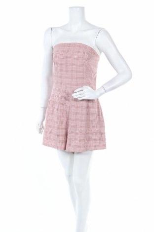 Дамски гащеризон Showpo, Размер XL, Цвят Розов, Полиестер, Цена 12,86лв.