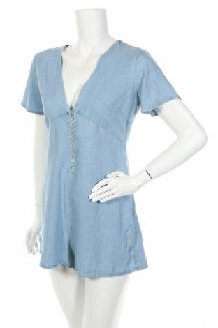 Γυναικεία σαλοπέτα Zara, Μέγεθος S, Χρώμα Μπλέ, Lyocell, Τιμή 15,88€