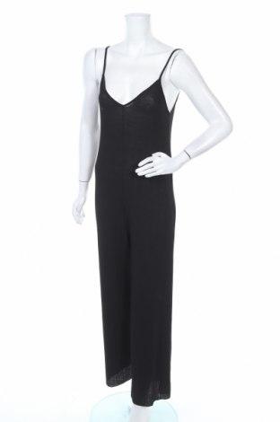 Дамски гащеризон Zara, Размер S, Цвят Черен, 96% полиестер, 4% еластан, Цена 27,56лв.