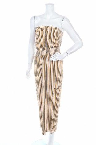 Дамски гащеризон Zebra, Размер XL, Цвят Многоцветен, Вискоза, Цена 19,11лв.