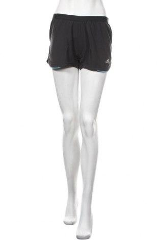 Γυναικείο κοντό παντελόνι Adidas, Μέγεθος M, Χρώμα Μαύρο, Τιμή 13,51€