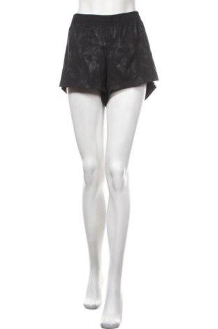 Γυναικείο κοντό παντελόνι Adidas, Μέγεθος XL, Χρώμα Μαύρο, Πολυεστέρας, Τιμή 18,70€