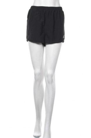Γυναικείο κοντό παντελόνι Adidas, Μέγεθος L, Χρώμα Μαύρο, 100% πολυεστέρας, Τιμή 12,18€