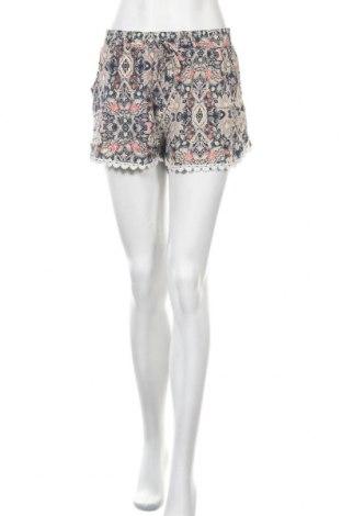 Γυναικείο κοντό παντελόνι Airisa, Μέγεθος XL, Χρώμα Πολύχρωμο, 95% βαμβάκι, 5% ελαστάνη, Τιμή 8,77€