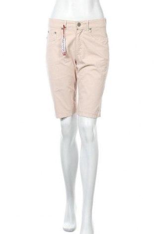 Дамски къс панталон Anna Montana, Размер S, Цвят Розов, 97% памук, 3% еластан, Цена 27,41лв.