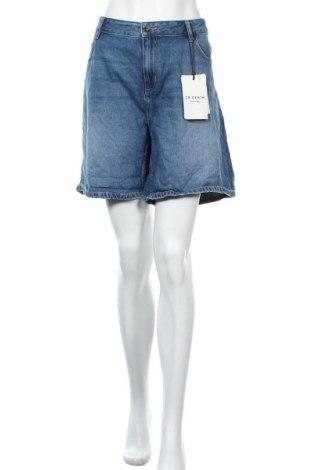 Γυναικείο κοντό παντελόνι Country Road, Μέγεθος XXL, Χρώμα Μπλέ, Βαμβάκι, Τιμή 69,10€