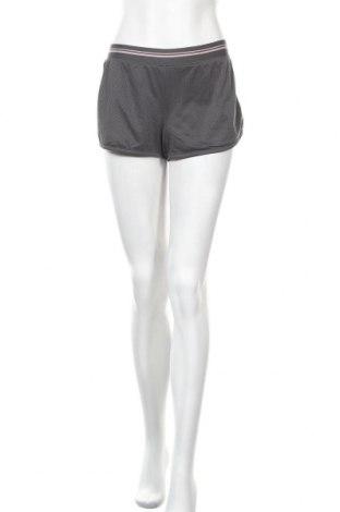 Дамски къс панталон Crane, Размер M, Цвят Сив, Полиестер, Цена 3,68лв.