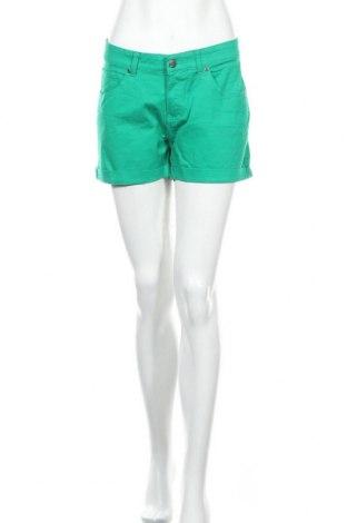 Γυναικείο κοντό παντελόνι Emerson, Μέγεθος XL, Χρώμα Πράσινο, Βαμβάκι, Τιμή 11,72€