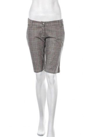 Дамски къс панталон Gaudi, Размер L, Цвят Сив, Памук, Цена 35,70лв.