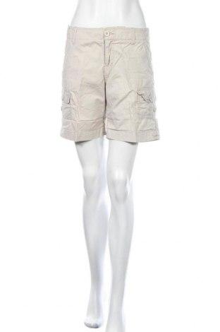 Γυναικείο κοντό παντελόνι H&M L.O.G.G., Μέγεθος M, Χρώμα  Μπέζ, Βαμβάκι, Τιμή 10,52€