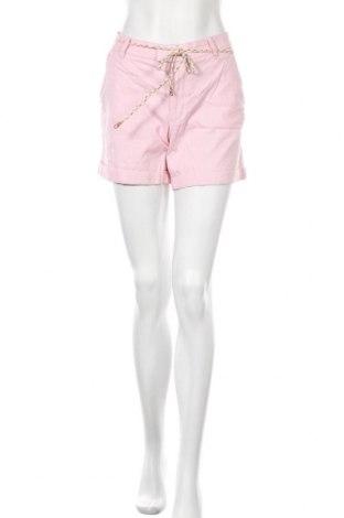 Γυναικείο κοντό παντελόνι H&M L.O.G.G., Μέγεθος L, Χρώμα Ρόζ , 98% βαμβάκι, 2% ελαστάνη, Τιμή 14,94€