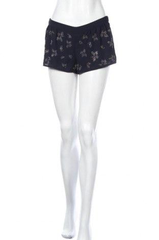 Γυναικείο κοντό παντελόνι Hollister, Μέγεθος S, Χρώμα Μπλέ, Πολυεστέρας, Τιμή 11,04€