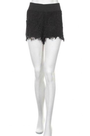 Γυναικείο κοντό παντελόνι Hunkemoller, Μέγεθος L, Χρώμα Μαύρο, Πολυεστέρας, Τιμή 6,62€