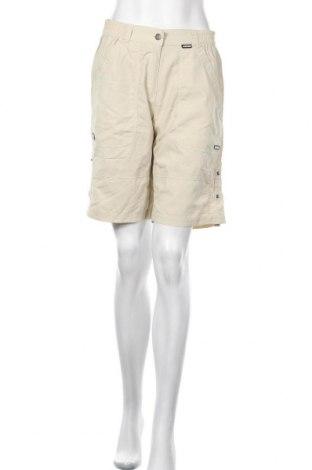 Γυναικείο κοντό παντελόνι Icepeak, Μέγεθος M, Χρώμα  Μπέζ, Πολυαμίδη, Τιμή 7,40€